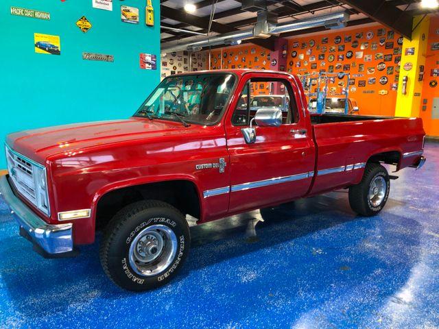 1986 Chevrolet Pickup 4x4