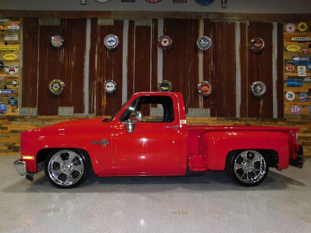 1986 Chevrolet Pickup LS POWERED in Mustang, OK 73064