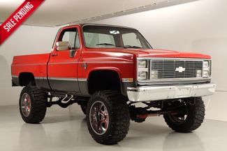 1986 Chevrolet Pickup K10*4x4*Lifted*Rare Truck**   Plano, TX   Carrick's Autos in Plano TX