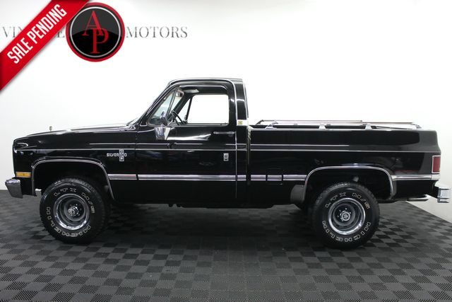 1986 Chevrolet Pickup 4 WHEEL DRIVE SHORT BED
