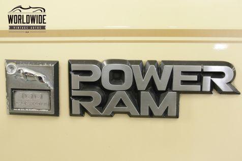 1986 Dodge POWER RAM W100 FACTORY 4X4 PS PB AC TIME CAPSULE | Denver, CO | Worldwide Vintage Autos in Denver, CO