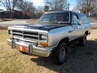 1986 Dodge Ram Charger Fayetteville , Arkansas 1