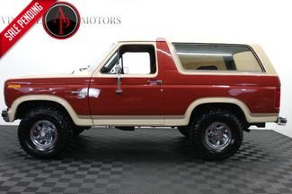 1986 Ford Bronco 4WD XLT V8 AC 4x4 in Statesville, NC 28677