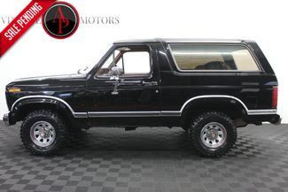1986 Ford Bronco 4WD Custom XLT 4X4 5.8 LITER AC in Statesville, NC 28677