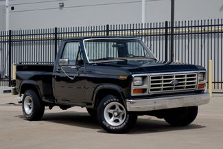 1986 Ford F-Series Pickup 4X4* MANUAL* 4.9 I6* RARE TRUCK* | Plano, TX | Carrick's Autos in Plano TX