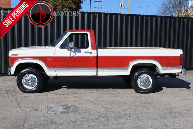 1986 Ford F-Series Pickup 2 OWNER MANUAL 4X4 460CI