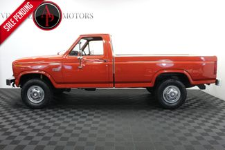1986 Ford F-Series Pickup 32K TURBO DIESEL 4X4 AUTO in Statesville, NC 28677
