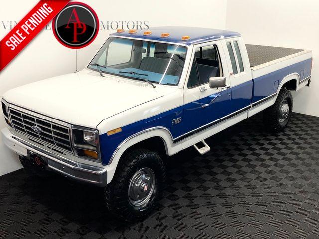 1986 Ford F250 XLT LARIAT 4X4 84K