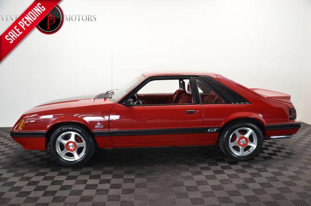 1986 Ford Mustang GT 37,000 ORIGINAL MILES V8