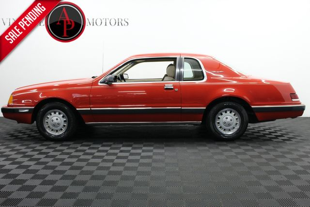 1986 Ford Thunderbird RARE ELAN PACKAGE 96K