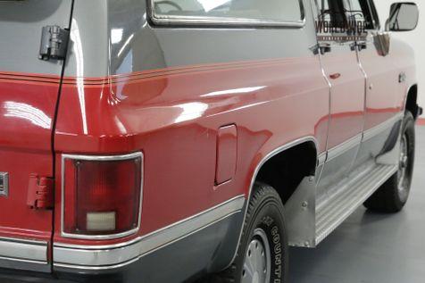 1986 GMC SUBURBAN 4x4. COLLECTOR GRADE TIME CAPSULE. 1 OWNER! | Denver, CO | Worldwide Vintage Autos in Denver, CO