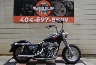 1986 Harley Davidson FXRP Jackson, Georgia