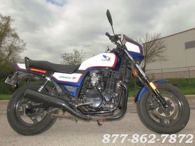 1986 Honda NIGHTHAWK S CB700SC NIGHTHAWK S CB700SC