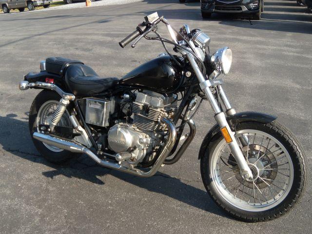 1986 Honda REBEL 250 REBEL in Ephrata, PA 17522