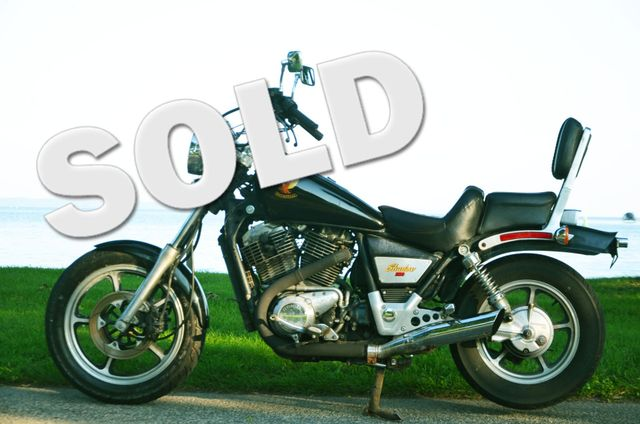 1986 Honda SHADOW 1100 VT-1100C Menasha, Wisconsin