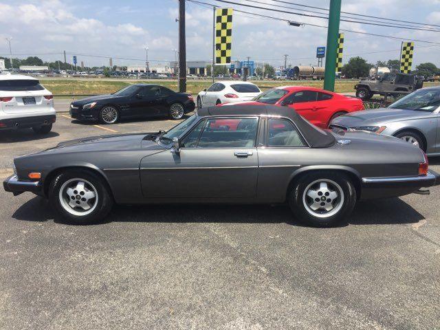 1986 Jaguar XJ Rare SC Convertible