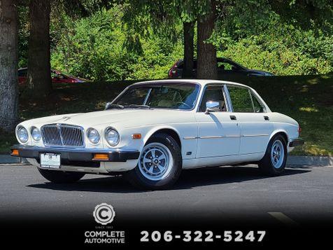 1984 Jaguar XJ6 Sedan Chevrolet 383 Stroker V8 Engine Over $13,000 Spent in Parts Invoices 1 of a Kind!  in Seattle