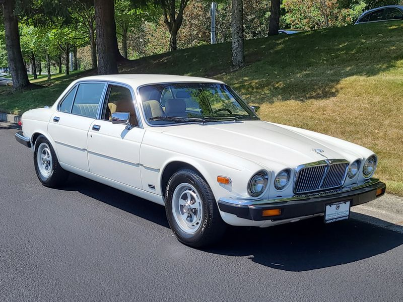 1984 Jaguar XJ6 Sedan Chevrolet 383 Stroker V8 Engine Over 13000 Spent in Parts Invoices 1 of a Kind   city Washington  Complete Automotive  in Seattle, Washington