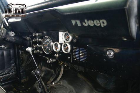 1986 Jeep CJ7 4x4 CUSTOM 383 STROKER FUEL INJECTED 6K MILES | Denver, CO | Worldwide Vintage Autos in Denver, CO