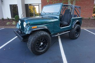 1986 Jeep CJ 4WD in Marietta, Georgia 30067