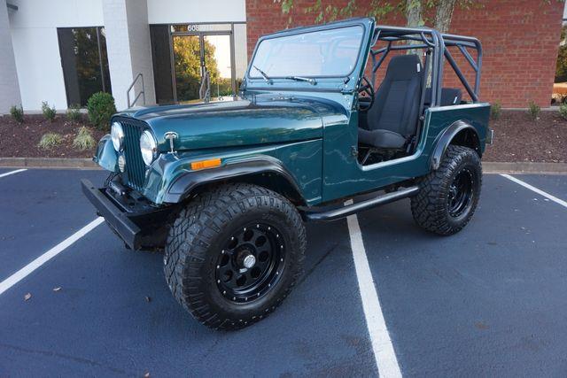 1986 Jeep CJ 4WD