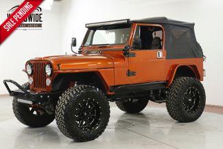 1986 Jeep CJ-7 in Denver CO