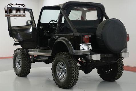 1982 Jeep CJ5   LAREDO RESTORED 49K ORIGINAL MILES    Denver, CO   Worldwide Vintage Autos in Denver, CO