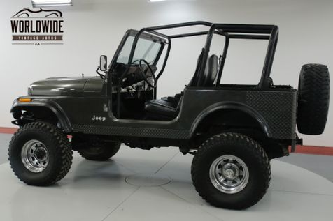 1986 Jeep CJ7 HIGH DOLLAR BUILD. OFF ROAD READY 4x4. WINCH  | Denver, CO | Worldwide Vintage Autos in Denver, CO