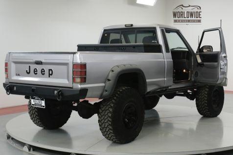 1986 Jeep COMANCHE FRAME OFF $30K+ CUSTOM BUILD. 5.9L MAGNUM V8     Denver, CO   Worldwide Vintage Autos in Denver, CO