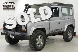1986 Land Rover DEFENDER DIESEL RHD 4X4 | Denver, CO | Worldwide Vintage Autos in Denver CO