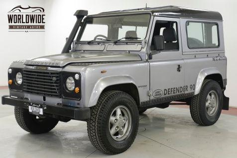 1986 Land Rover DEFENDER DIESEL RHD 4X4   Denver, CO   Worldwide Vintage Autos in Denver, CO