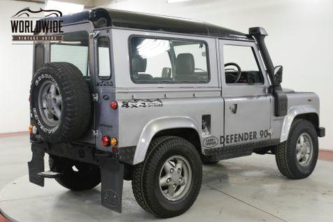 1986 Land Rover DEFENDER DIESEL RHD 4X4 | Denver, CO | Worldwide Vintage Autos in Denver, CO