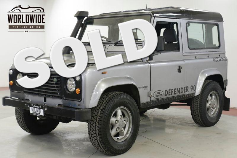 1986 Land Rover DEFENDER DIESEL RHD 4X4   Denver, CO   Worldwide Vintage Autos