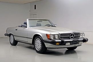 1986 Mercedes-Benz 560 SL Hardtop Softtop One Family Owned Last 33 yrs. in Dallas, Texas 75220