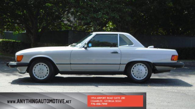 1986 Mercedes-Benz 560 Series 560SL Atlanta, Georgia 1