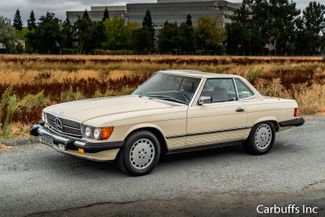 1986 Mercedes-Benz 560 Series 560SL   Concord, CA   Carbuffs in Concord