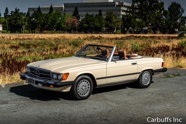 1986 Mercedes-Benz 560 Series 560SL | Concord, CA | Carbuffs in Concord
