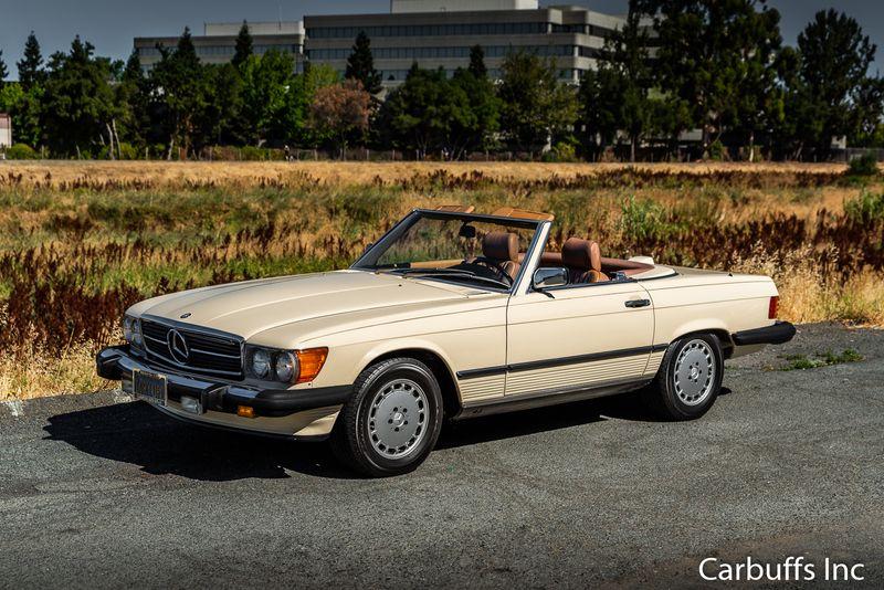 1986 Mercedes-Benz 560 Series 560SL | Concord, CA | Carbuffs