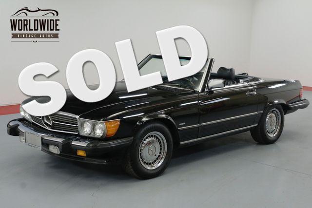 1986 Mercedes Benz 560 SERIES in Denver CO