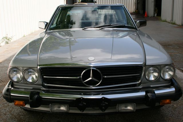 1986 Mercedes-Benz 560 Series 560SL Houston, Texas 1