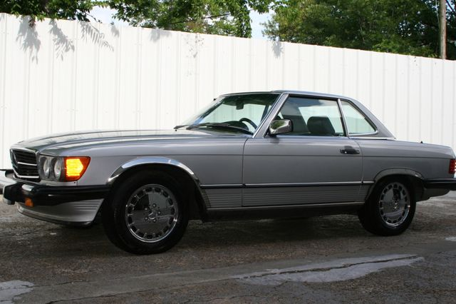 1986 Mercedes-Benz 560 Series 560SL Houston, Texas 6