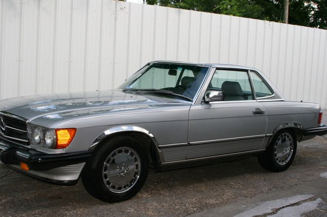 1986 Mercedes-Benz 560 Series 560SL Houston, Texas 7