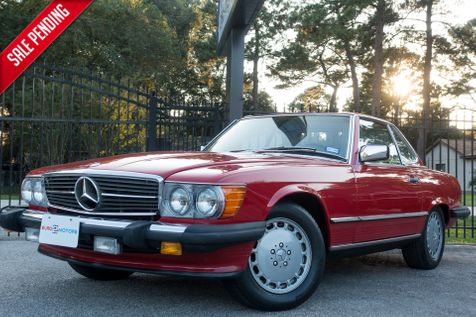 1986 Mercedes-Benz 560 Series 560SL in , Texas