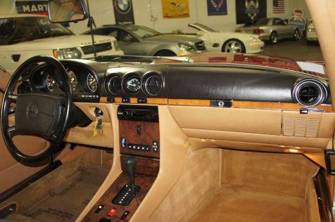 1986 Mercedes-Benz 560SL Roadster | Tempe, AZ | ICONIC MOTORCARS, Inc. in Tempe, AZ