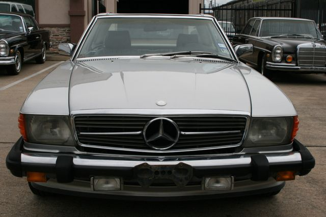 1986 Mercedes-Benz 560SL Houston, Texas 1