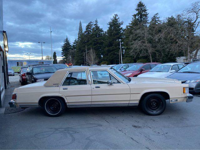 1986 Mercury Grand Marquis LS in Tacoma, WA 98409