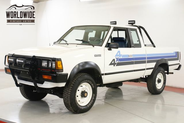 1986 Nissan Pickup FRAME OFF RESTORATION TIME CAPSULE COLLECTOR | Denver, CO | Worldwide Vintage Autos in Denver CO