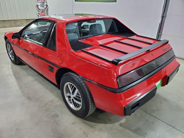 1986 Pontiac Fiero Sport in Dickinson, ND 58601