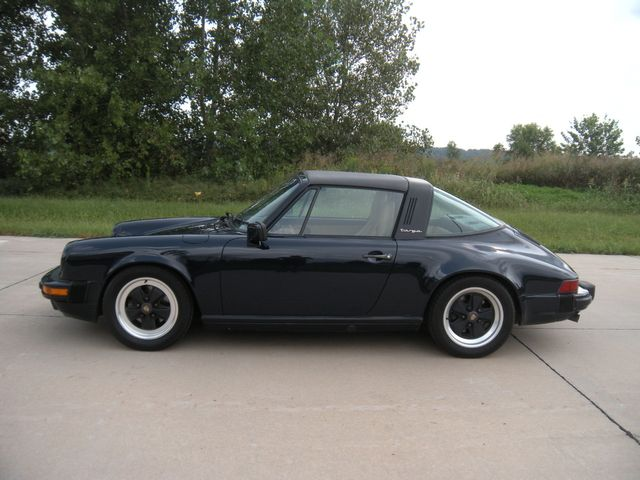 1986 Porsche 911 TARGA Chesterfield, Missouri 3