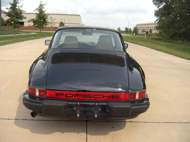 1986 Porsche 911 TARGA Chesterfield, Missouri 6